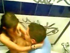 vrienden film collega of kennis fuckin een hottie op toilet