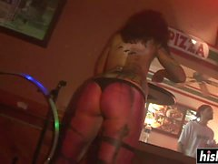 hot babes know how to party segment