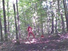 Forest guardone a masturbarsi # 11