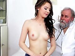 Filthy Old Pussy Doc Seduced Shy Teen
