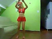 Ballo Brazilian nativa e musicale