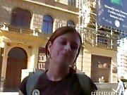 Chupando pau nas ruas Checa