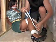 gigi tied and gagged