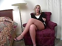 Multiple Orgasm on Sybian
