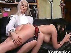 Kinky Erotisch Extrem Schlagen Rollenspiel