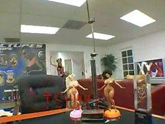 Katsumi de Lex y Steele - video PDV