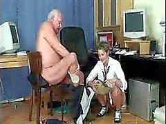 Old Man bordel de l'étudiante vingt-et-un