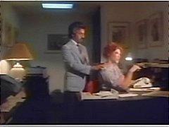 Een full -time porno blockbuster uit de goede oude 1982 treffers op het scherm