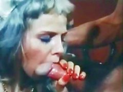 Classic German porn from the 70s with hairy babes blowing and fucking