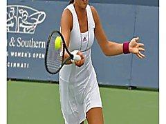 Tenis de atractivo bellezas de Ivanovic , Wozniacki , Sharapova