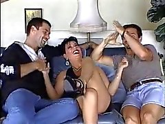Elodie Cherie Gangbang BY TROC