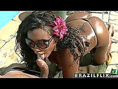 Gran brasiliana dei di Bunda anali Aninha Melo 1 82