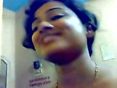 Söpö Kerala täti n Boobs ja Pussy näytä vangiksi hänen BF