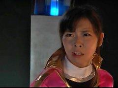 Petite fetish asian in uniform pissing