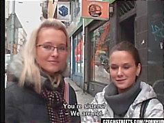 Tjeckiska gator - Alena