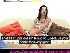 FemaleAgent. Tasty pussy