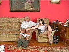 Alter Mann Fucks einer Hot Mollige Frauen
