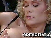 Kimberly di Kane - Retrò Stella porno con doppie penetrazioni Scena