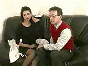 Okänd fransk skönhets i gammala Pro - Am Video ( delar två )