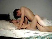 Irmão e uma irmã Russian amadora O incesto