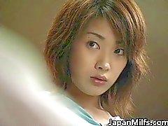 Ageha Aoi Asian MILF fodendo