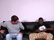 Черного парень трахается Уайти