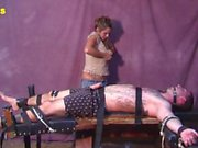 Bound gagged And Tortured