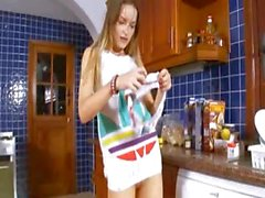 cottura intelligente con il ivana in cucina