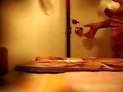 hidden cam in massage parlor