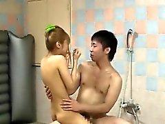Superbe Séduisante de Fille Corée Baisées