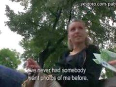 Sokakta aldı sıcak amatör Çek kız becerdin ve ücretli