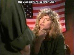 Julianne James, Tracey Adams, Aja in vintage porn movie