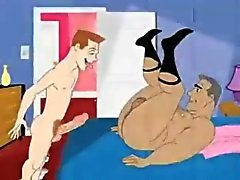 cartoon homosexuales 3