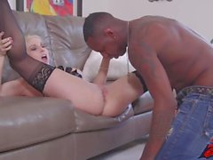 Christie Stevens Fucked By Monster Dick