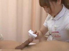 Jaga körsbärsduksköterska