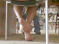 Candid feet #22