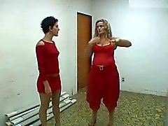 Asi an sich cierran in Los Negocios Bad Brasil . Lizandra Chris