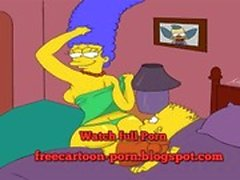Cartoon porno / Porn dei Simpson 2015 [ di HD ]