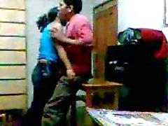 Câmara escondida Beijar indiana