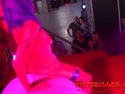 Estefani Tarrago und Anthony Gaultier follando en el SEMAD.