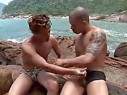 Spoglio presso il Beach - craniale