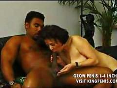 Interracial mature sex sexy