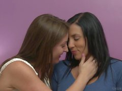 Avy Scott and Jelena Jensen Lesbian Adventures
