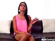 Casting Couch-X Teen nympho gets over shyness