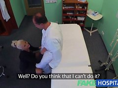 FakeHospital Kirli doktor busty porno yıldızı sikikleri