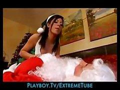 Santa Fucks His Elf