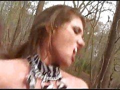 De jane par rapport Janca - la chasse En bois pour baiser