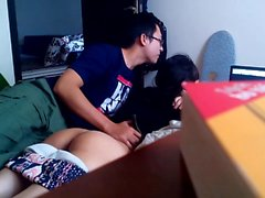 Asian make hidden cam - watch part 2 on link below