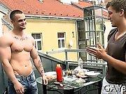 Kaksi homoseksuaalit olla mukavaa sukupuolta