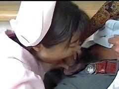 desagradáveis enfermeiros Asyan 1